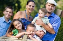 Saving Money in a Large Family
